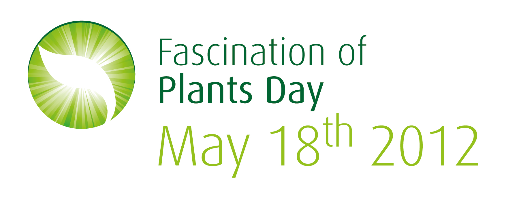 plants day 2012 logo